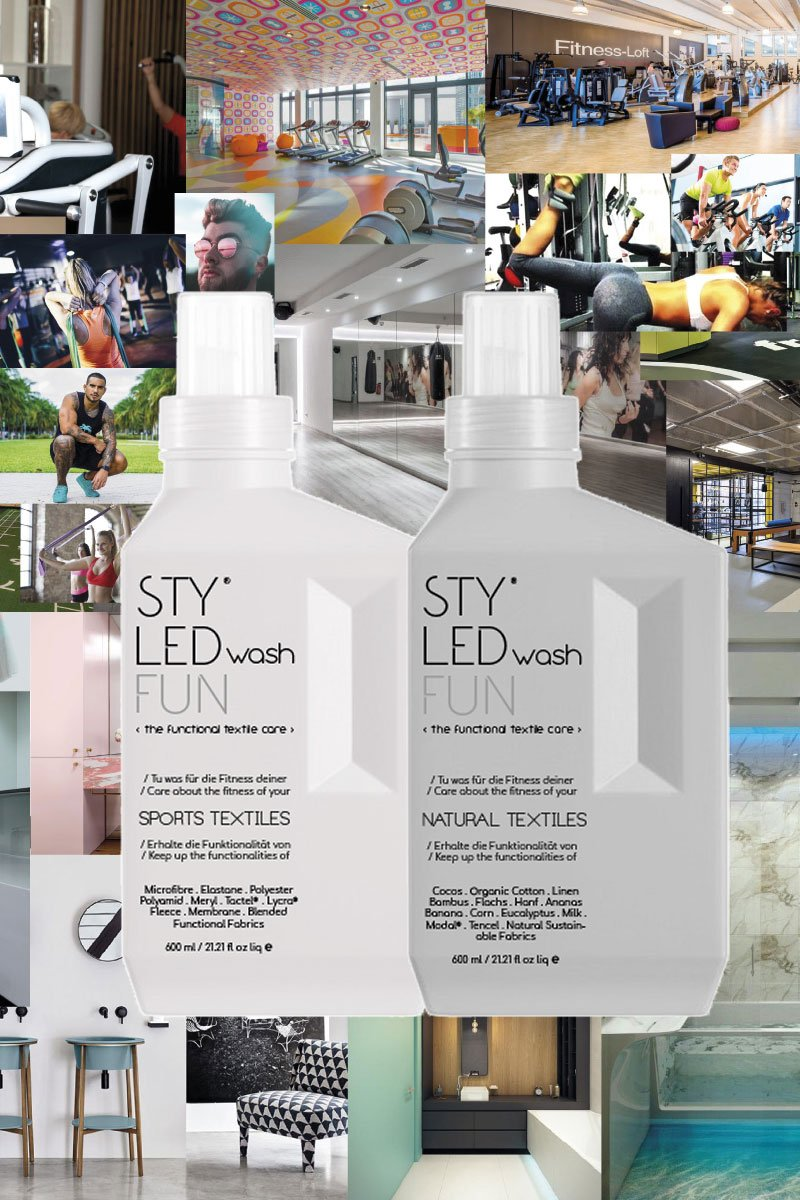 STYLED wash FUN | Sports Business Solution